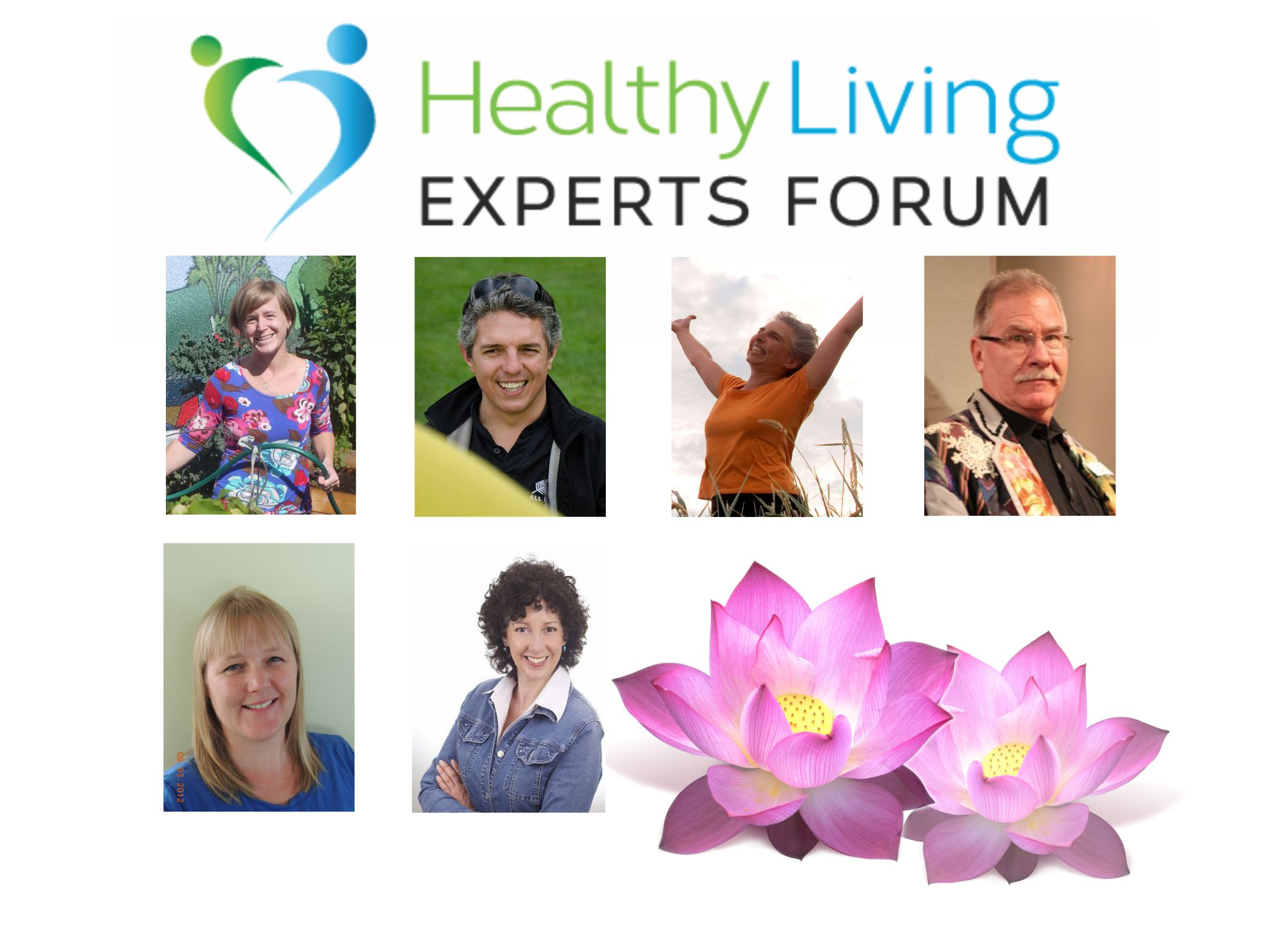 Healthy Living Experts Forum 2014,