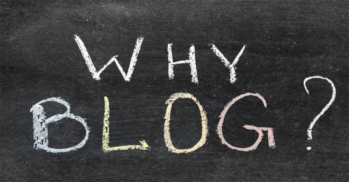 Why is blogging important for small business?