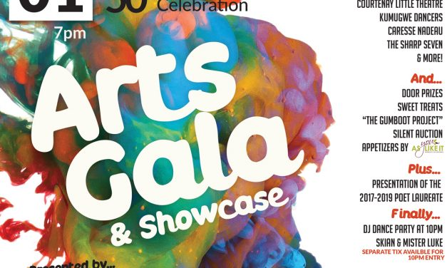 CV Arts marks 50 with gala, dance party