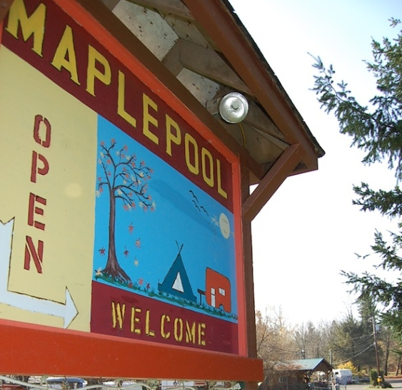 Maple Pool Campground