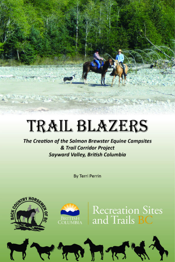 Book Launch Celebrates New Equine Campsites & Trail Corridor Project