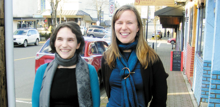 Creative Events Focus on Downtown Courtenay