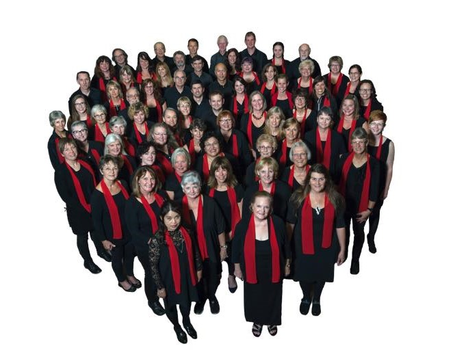 """GAME ON!"" December Concerts with the JUST IN TIME CHOIRS"