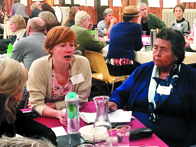 Sold-out Public Forum Explores Community Health