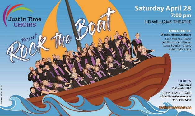 ROCK THE BOAT! Spring concert with the Just In Time Choirs