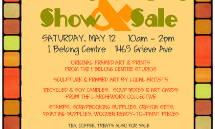 Spring Art & Craft Supply Sale at L'Arche!