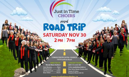 Just in Time Choirs Fall 2019 Concert