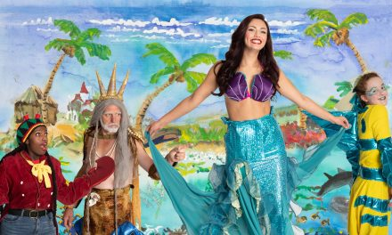 "Courtenay Little Theatre presents ""Disney's The Little Mermaid"" the Musical, Live on Stage at the Sid Dec 21st to 31t"